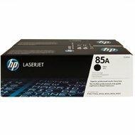 Zestaw dwóch tonerów HP 85A do LaserJet Pro P1102,M1132   2 x 1 600 str.   black