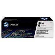 Toner HP 305X do Color LaserJet Pro M375/351/451/475 | 4 000 str. | black