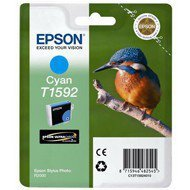 Tusz  Epson  T1592  do  Stylus Photo R2000 | 17ml |  cyan