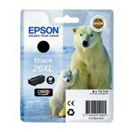 Tusz Epson  T2621  do  XP-600/700/800 | 12,2ml |   black