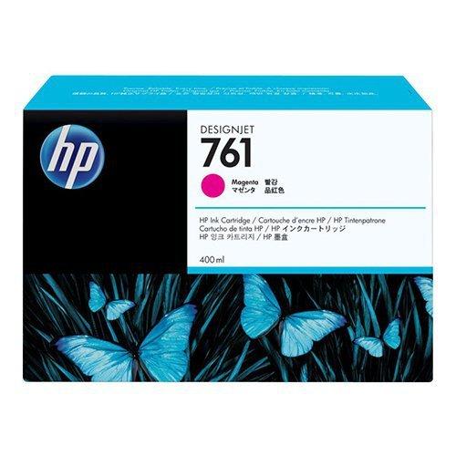 Tusz HP 761 do Designjet T7100/T7200 | 400ml | magenta