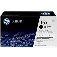 Toner HP 15X do LaserJet 1200/1220/3300/3380 | 3 500 str. | black