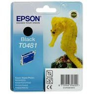 Tusz Epson T0481  do R-200/220/300/340, RX-500/600/640 | 13ml | black