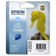Tusz Epson T0485  do R-200/220/300/340, RX-500/600/640 | 13ml | light cyan
