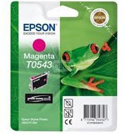 Tusz  Epson T0543   do Stylus Photo  R-800/1800 | 13ml |   magenta