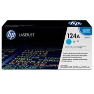 Toner HP 124A do LaserJet 1600/2600/2605, CM1015/1017 | 2 000 str. | cyan