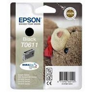 Tusz  Epson  T0611 do  DX-3800/3850/4200/4800 ,  D-68/88 | 8ml | black