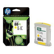 Tusz HP 88XL do Officejet Pro K5400/550/8600, L7580/7680 | 1 700 str. | yellow