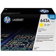 Toner HP 643A do Color LaserJet 4700 | 10 000 str. | yellow