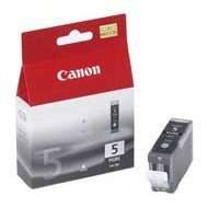 Tusz Canon  PGI5BK do  iP-3300/4200/4300/5200/5300, MP-500/600 | 26ml | black