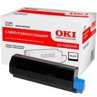 Toner Oki do C-5800/5900/5550MFP | 6 000 str. | black