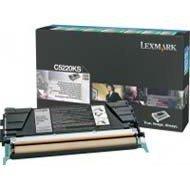 Kaseta z tonerem Lexmark do C-522/524/530/532   zwrotny   4 000 str.   black