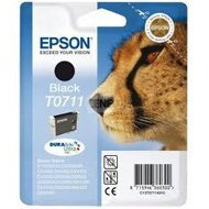 Tusz Epson T0711 do D-78/92/120, DX4000/4050/5000/5050 | 7,4ml | black
