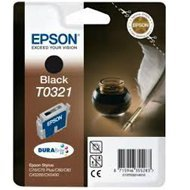 EOL Tusz Epson T0321  do  Stylus  C-70/80/82 | 33ml |   black