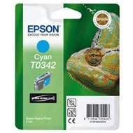 Tusz Epson  T0342   do Stylus Photo 2100 | 17ml |   cyan