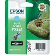 Tusz Epson  T0345  do  Stylus Photo 2100 | 17ml |  light  cyan