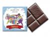 Mini tabliczka dla dzieci mleczna 44% kakao 20 g