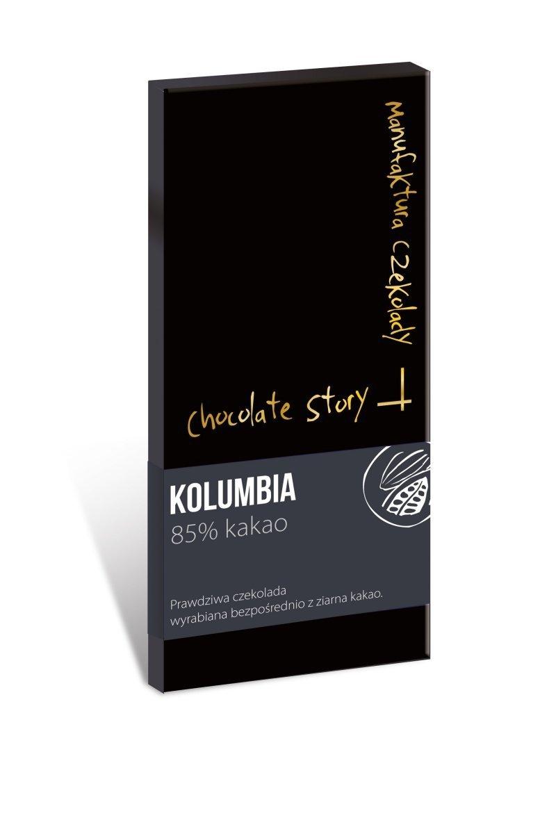 Czekolada deserowa [85% kakao Kolumbia] 50g