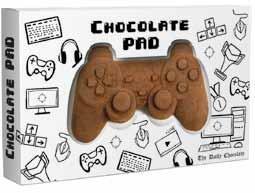 Pad dla graczy z czekolady