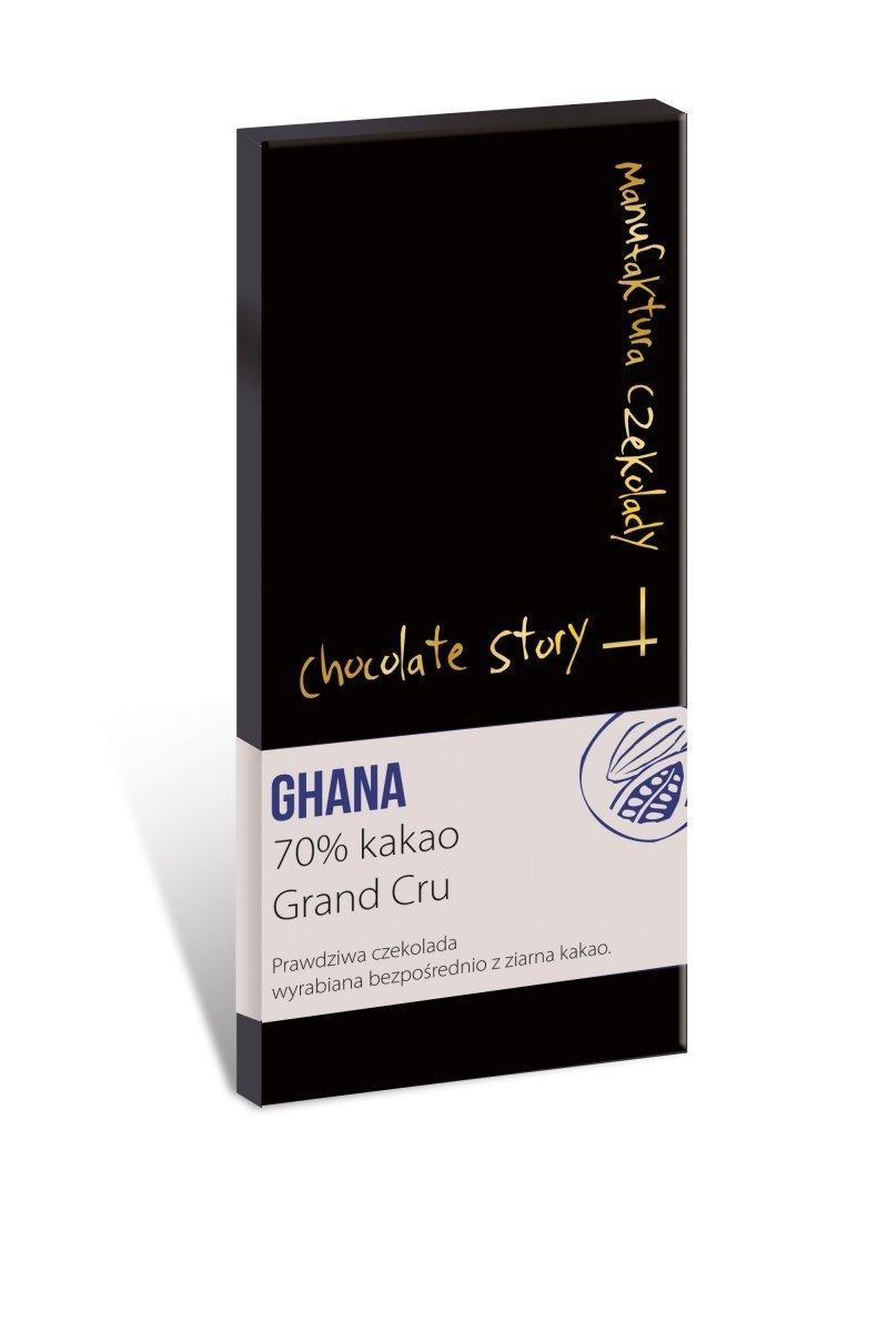 Czekolada Ghana Grand Cru 70% kakao