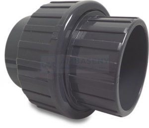 ŚRUBUNEK PVC-U 63 MM KW x KW