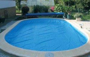 Przykrycie Safe Top do basenu 5m x 11m