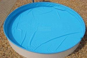 Przykrycie Safe Top do basenu Ø 3m