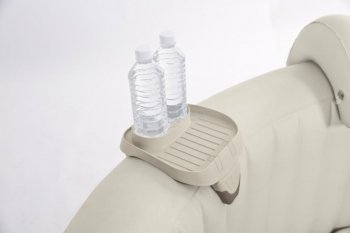 Uchwyt na napoje półka INTEX 28500 PURE SPA