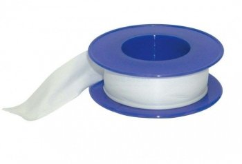 Taśma uszczelniająca PTFE 12 mm biała 10m