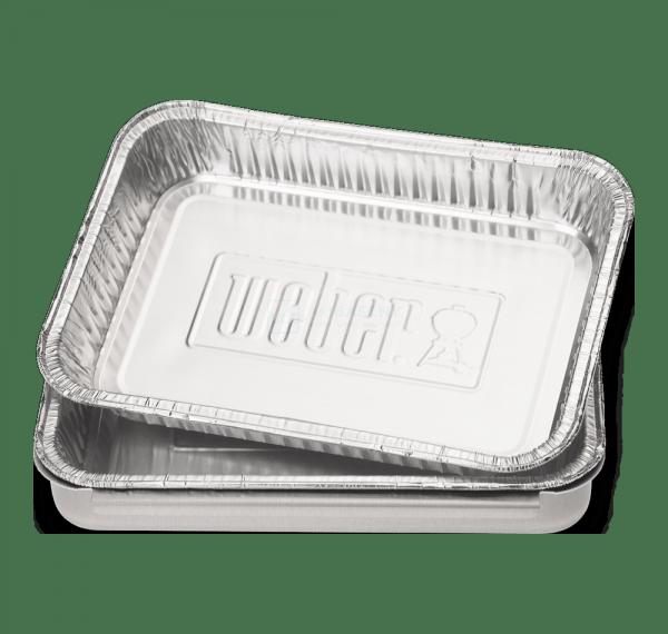 Aluminiowe miski ociekowe małe tacki (10 szt.)
