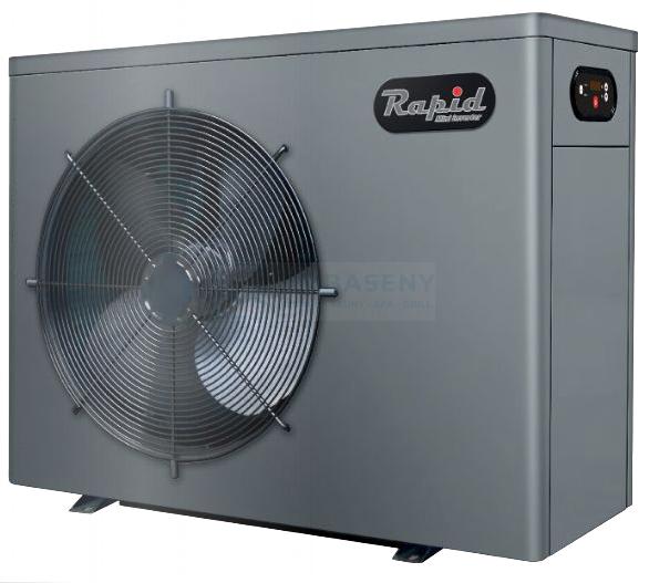 Pompa ciepła Rapid Mini Inverter 9,5 kW