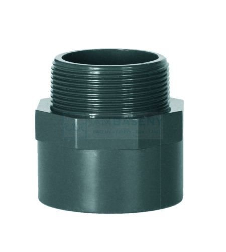 "Nypel GZ 1 1/2"" x 50/63 mm klej"