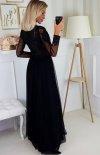 Bicotone 2167/1-16 MAXI sukienka wieczorowa tył