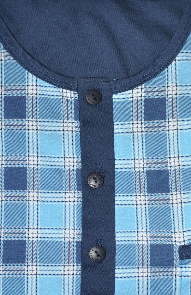 Cornette 110 MAXI koszula nocna Komplety i piżamy Męska  uYL9B