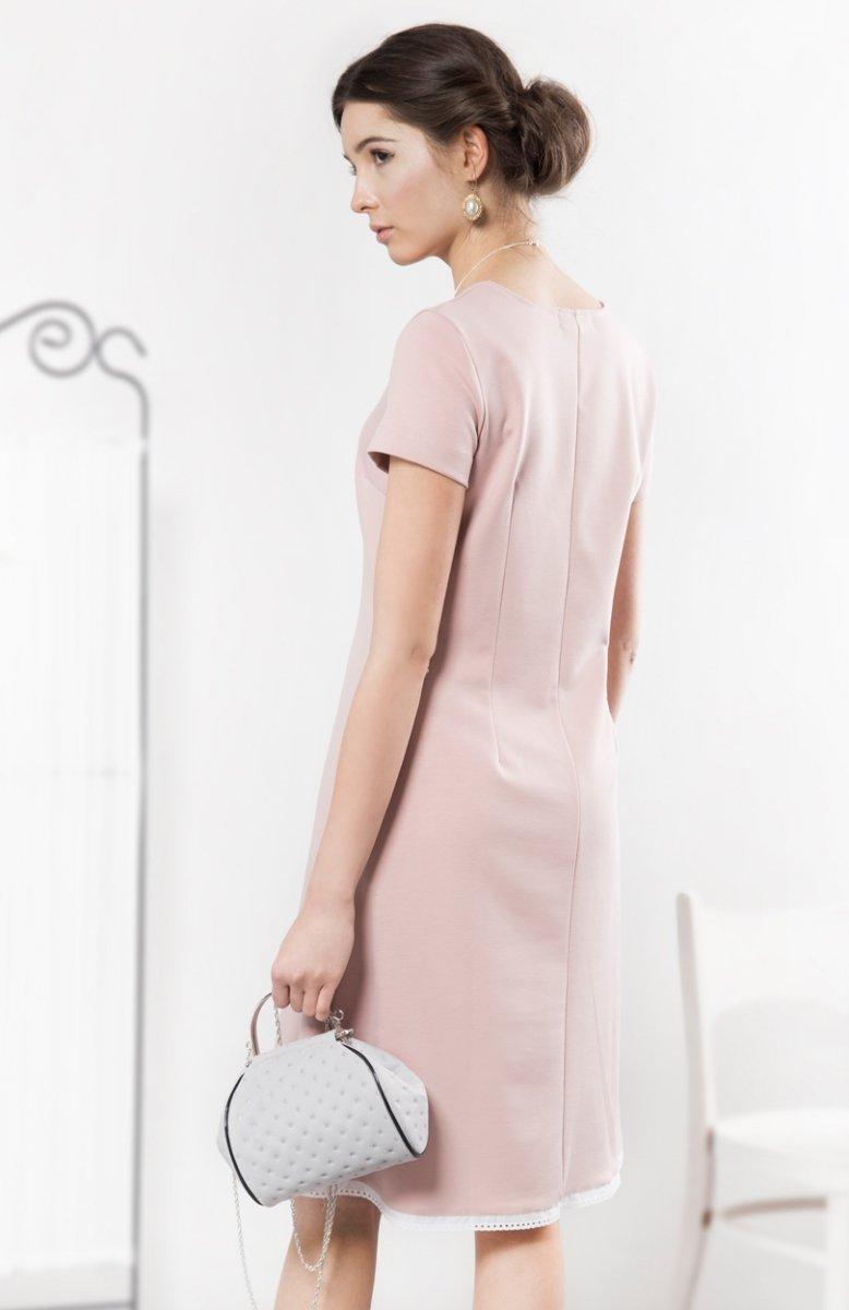 0ff9df58a9 Kasia Miciak design prosta sukienka - Sukienki dzienne i wieczorowe ...