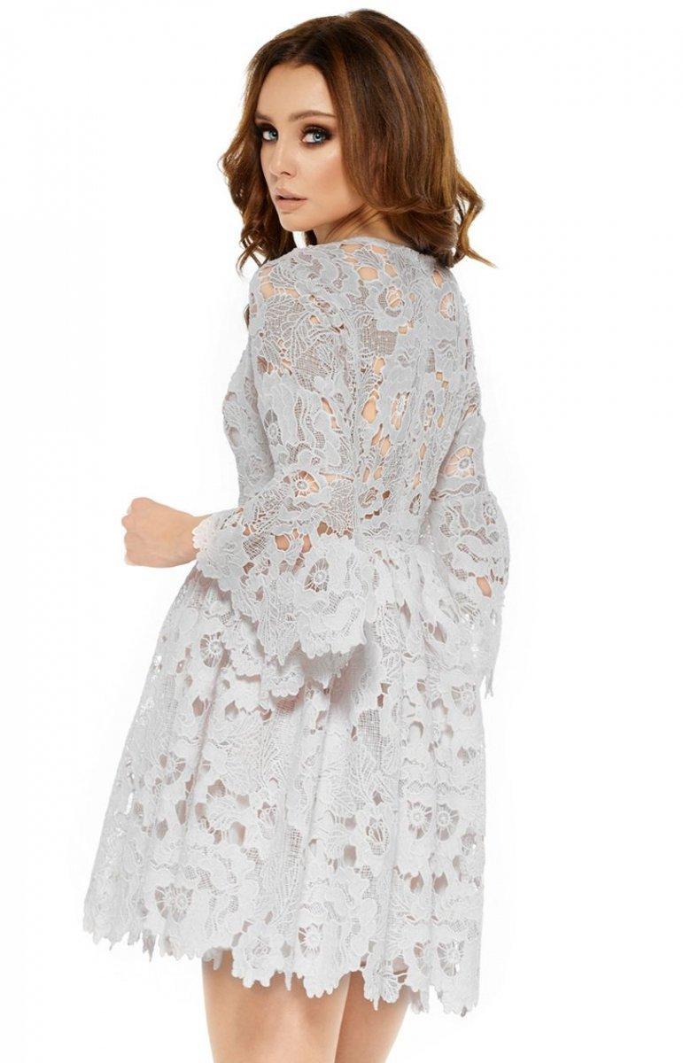8963327ef0 Lemoniade L262 sukienka szara - Sukienki na wesela i imprezy ...