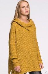 Makadamia S30 sweter musztardowy