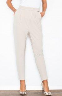 *Figl M418 spodnie beż
