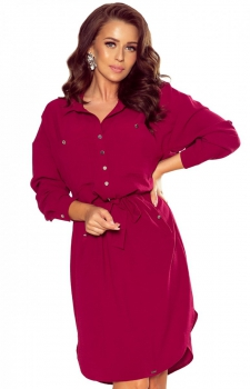 Koszulowa sukienka Numoco 258-1 Brooke