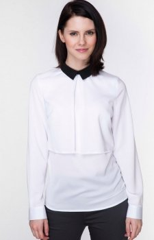Ambigante ABK0058 bluzka biała