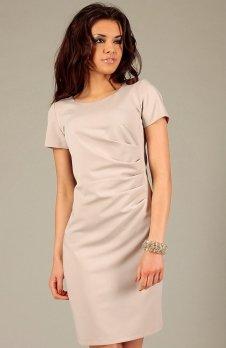 *Vera Fashion Rachela sukienka beż