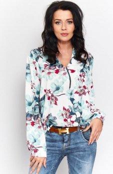 Roco bluzka B048 błękitna