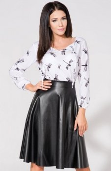 Tessita T154/1 spódnica czarna