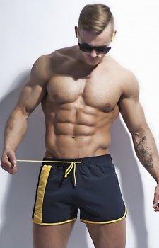 Alpha Male Kąpielówki Curso Dark