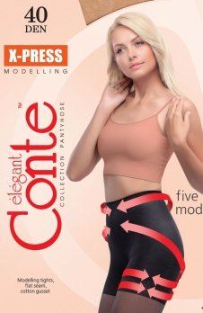 Conte Fantasy X-PRESS 40 rajstopy