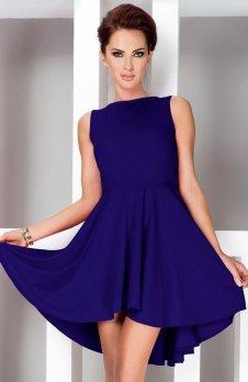 SAF 33-5 sukienka chabrowa