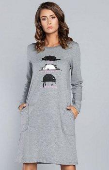 Italian Fashion Dima koszula nocna z kieszeniami