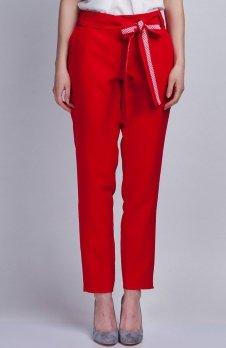 Lanti SD109 spodnie czerwone