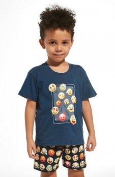 Cornette Kids Boy 789/76 Emoticon piżama