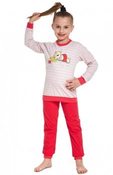 Cornette Kids Girl 594/76 Sleep Time piżama